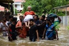 Flutkatastrophe in Kerala