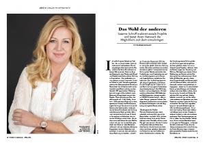Women in Business, April 2014