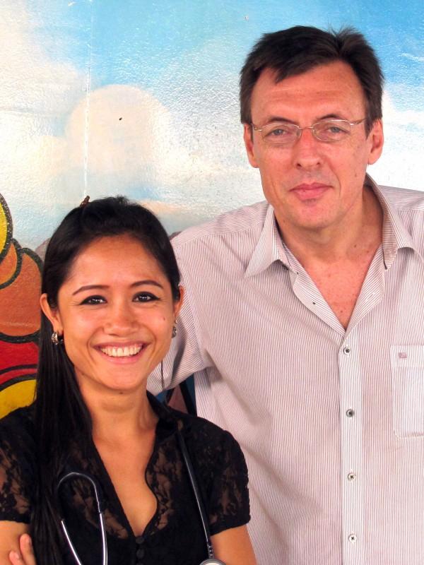 Dr. Ni Ni Tun & Dr. Frank Smithuis
